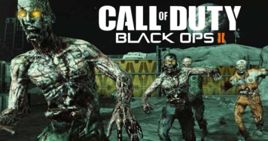 Call of Duty Black Ops II Zombies mode