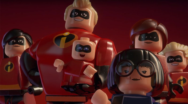 Lego The Incredibles |Review