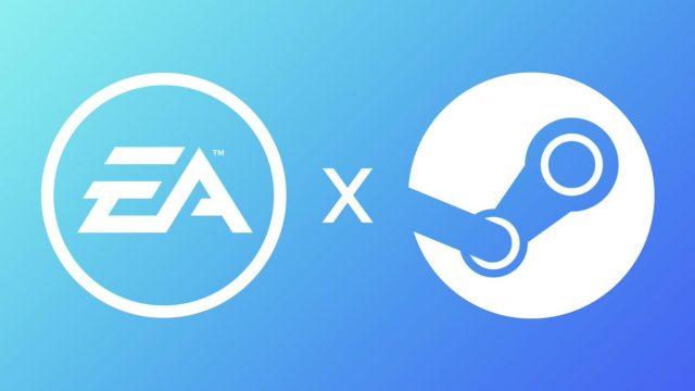 Τα παιχνίδια της EA έρχονται στο Steam