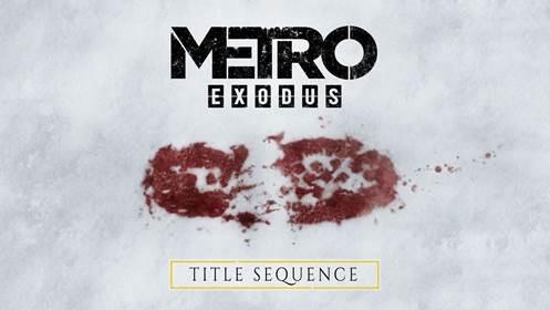 Το Metro Exodus θα κυκλοφορησει μία εβδομάδα νωρίτερα