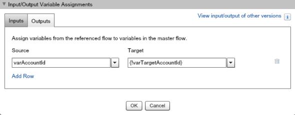 Flow Designer  ContactSummaryFlow