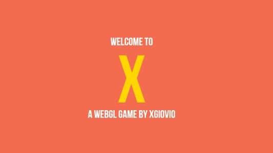 X – A WebGL Game