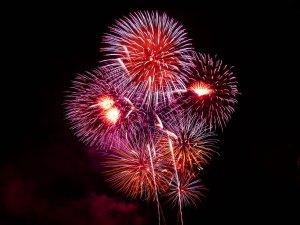 Fireworks by Anna Cervova