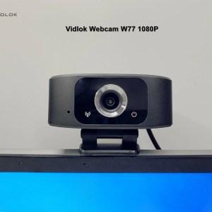 VIDLOK 1080P WEBCAM W77