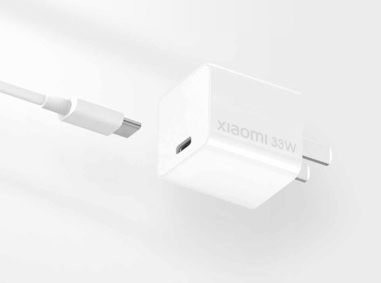 Xiaomi launches a new ultra-compact charger (GaN) of 33W of power.  News Xiaomi Addicts