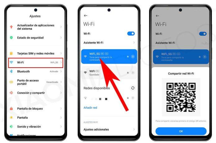 Este truco te permite mostrar la clave de las WiFi guardadas en tu Xiaomi. Noticias Xiaomi Adictos