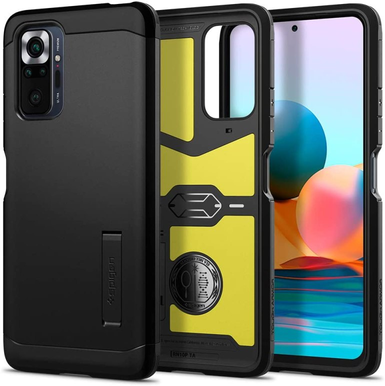Spigen's new cases for the Redmi Note 10 Pro have everything to be a success.  News Xiaomi Addicts