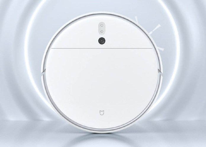 Xiaomi's new robot and its vibration system promise to eliminate any stain