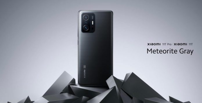 This is the new Xiaomi 11T and 11T Pro: capable of charging in just 17 minutes.  News Xiaomi Addicts