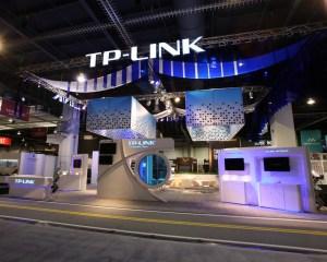 designed trade show booth