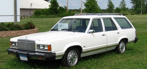 white vintage car for sale