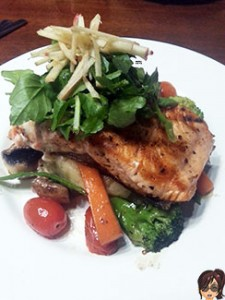 Grilled Salmon (RM30.00)