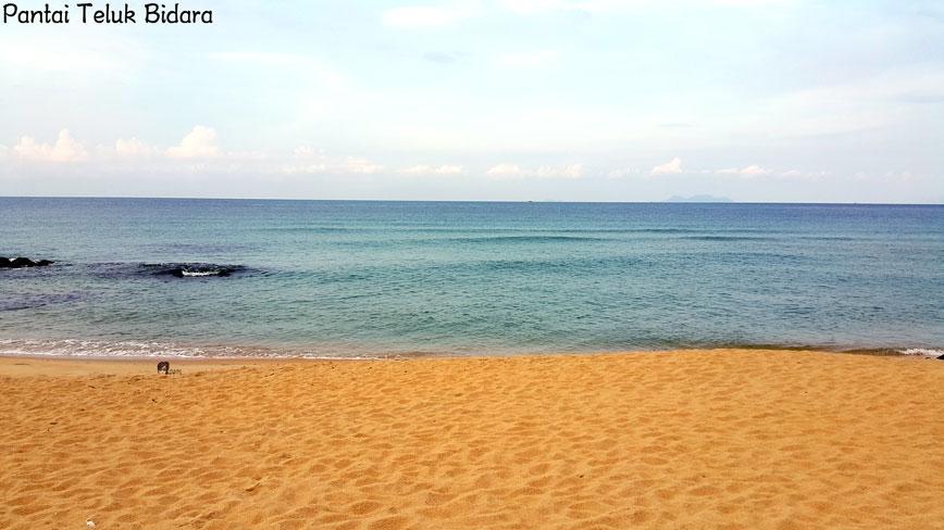 Pantai Teluk Bidara