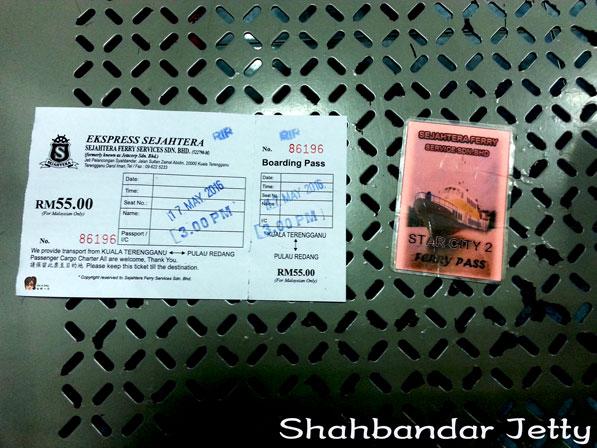 Shahbandar Jetty