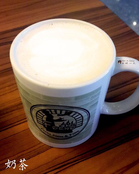 奶茶 ( 热 ) Hot Milk Tea