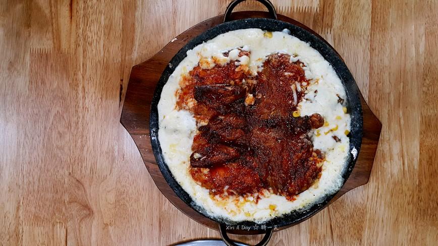 Nurungji Cheese Buldak