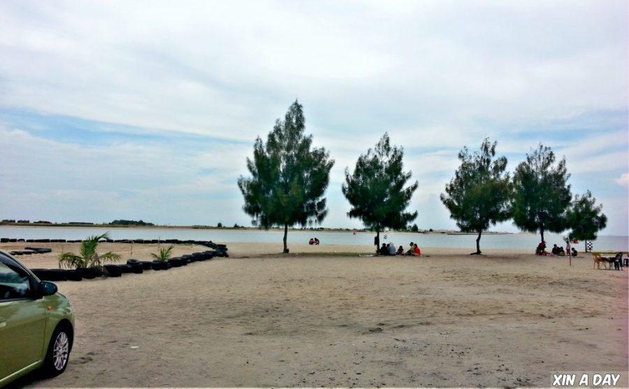 Blog Pantai Klebang