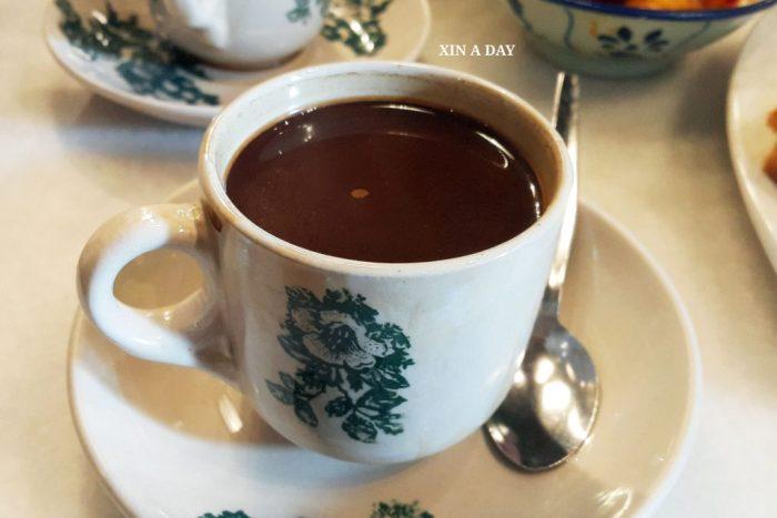 何九茶店 (Ho Kow Coffee Shop)