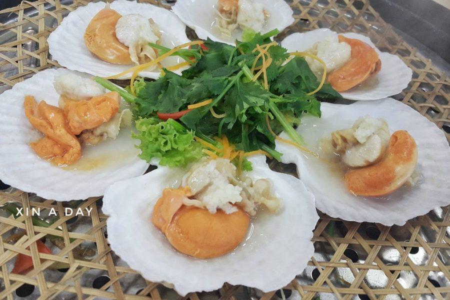Kung Fu Steam Seafood 蒸功夫