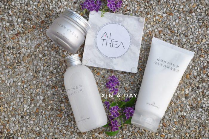 Bare Essentials Skin Care @ Althea Korea