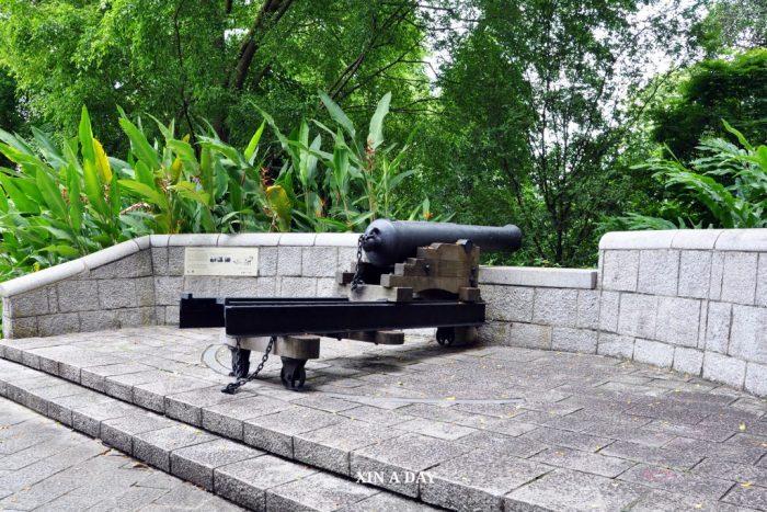 福康宁公园 (Fort Canning Park)