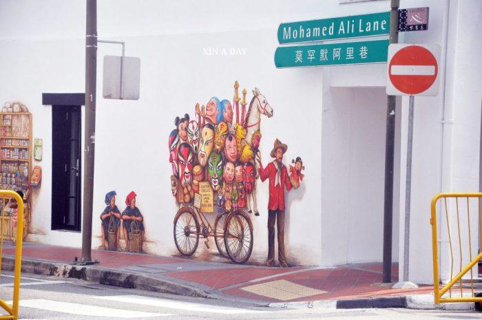 牛车水 Chinatown Singapore
