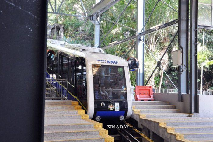 升旗山 Penang Hill a.k.a Bukit Bendera