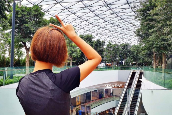 星耀樟宜 Jewel Changi Airport @ Singapore