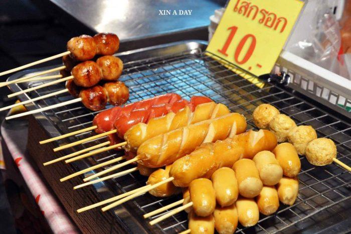 Market Din Daeng @ Bangkok
