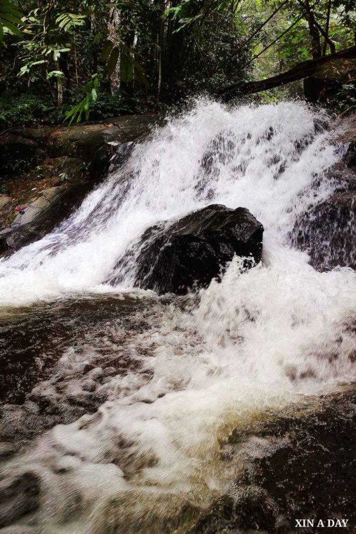 ❤ 甘拜瀑布 Sungai Gabai Waterfall @ Hulu Langat ❤