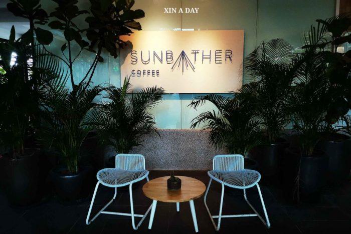 Sunbather Cafe @ The Sphere Bangsar South
