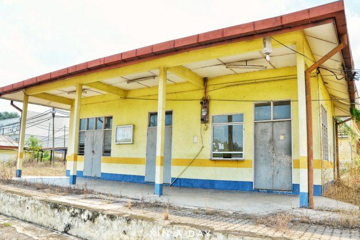 金马士旧火车站 Gemas Old Railway Station