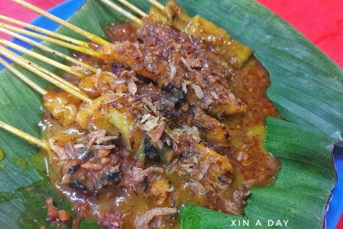 Kampung baru kl food