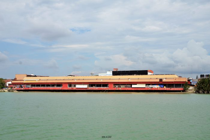 麻坡游船河