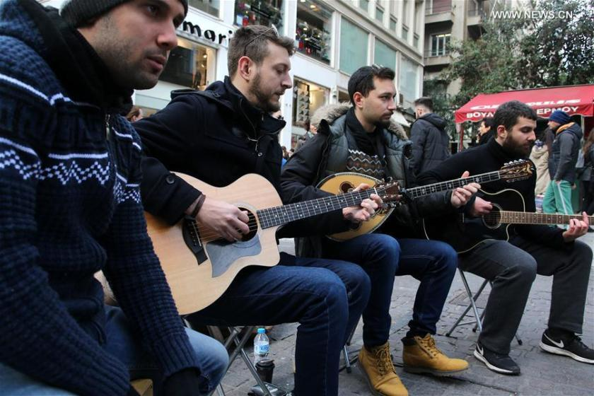 GREECE-ATHENS-REBETIKO MUSIC-UNESCO-INTANGIBLE CULTURAL HERITAGE-LIST
