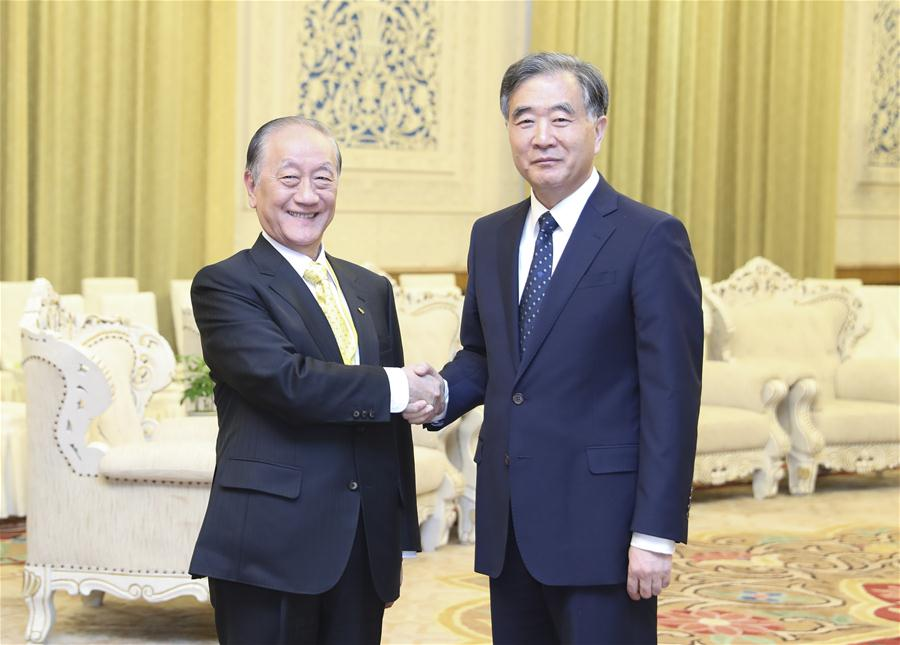 CHINA-BEIJING-WANG YANG-YOK MU-MING-MEETING (CN)