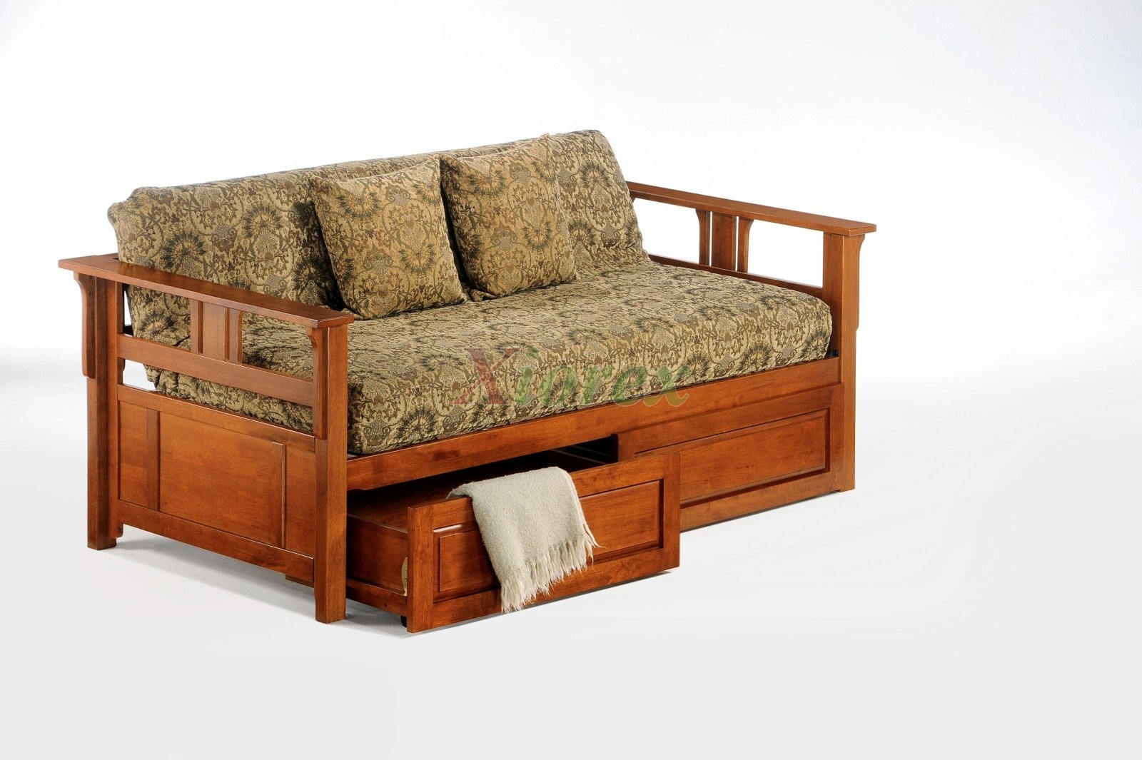 Night And Day Teddy Roosevelt Daybed With Trundle Guest