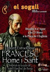 Espectacle Sant Francesc Home i Sant _ 8_d´Agost