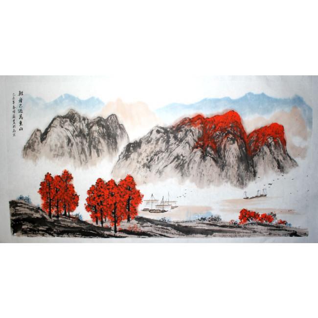 Chinesische Malerei Und Tradition Der Gelehrten Isbn