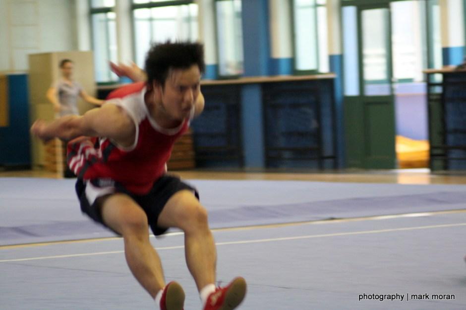 Xie Zhen Hao – Frog Leaps
