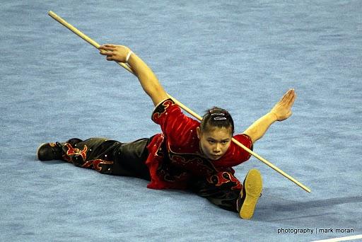 中国武术 劈叉