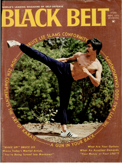 Individualism, Art and Craft: Reading Bruce Lee by the Numbers