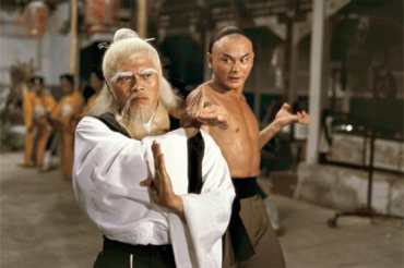 Give Me Those Old Time Kung Fu Villains