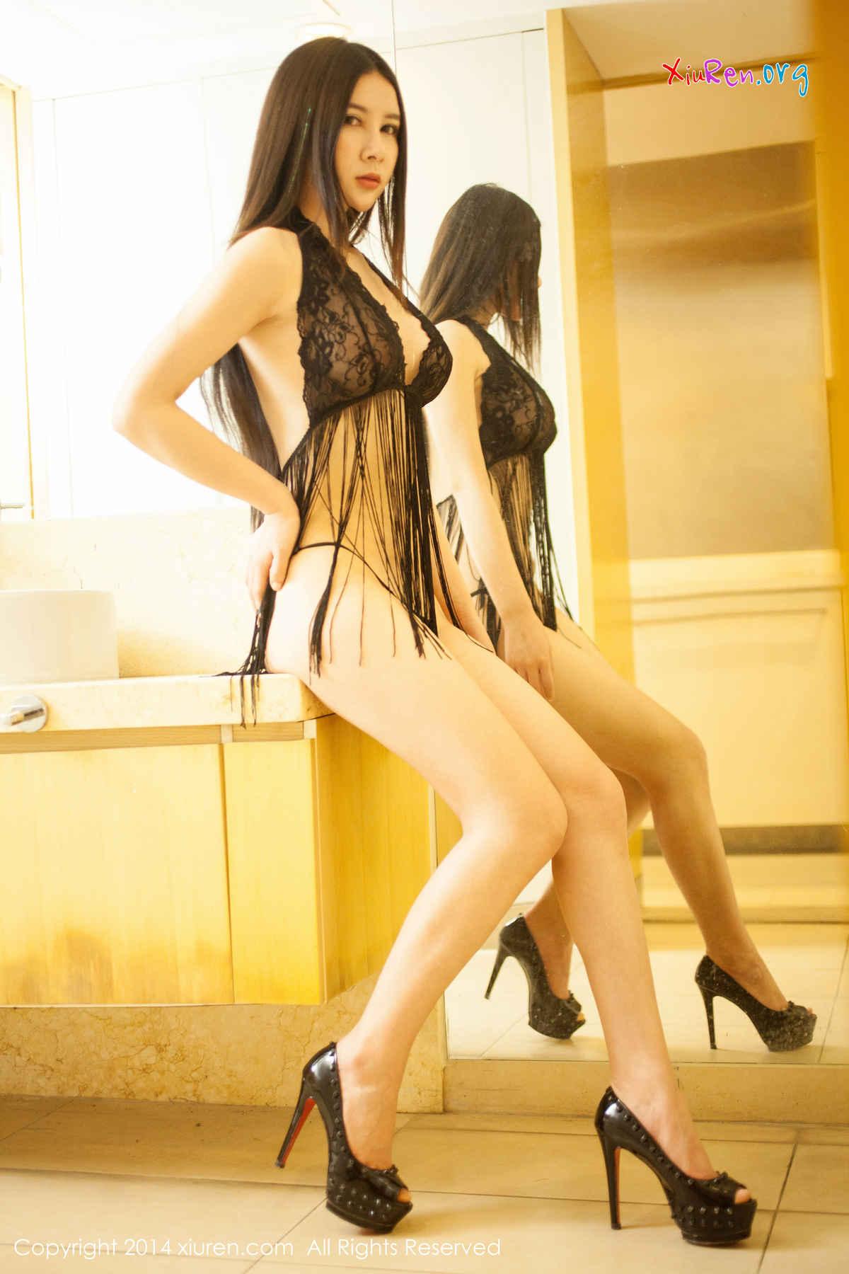 Gu Xinyi 顾欣怡 Uncensored See Through : XiuRen Model No.127 | | GravureGirlz - Photo Gallery 5
