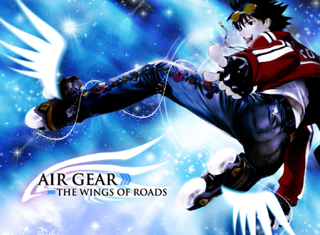 Wallpaper di Air Gear