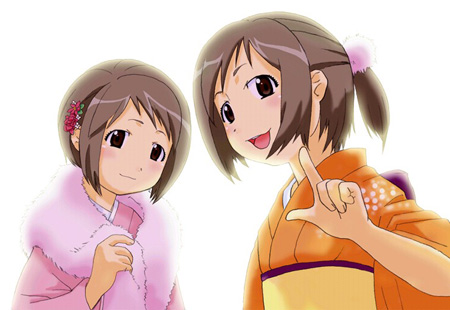 Tsubasa & Hikaru from Figure 17