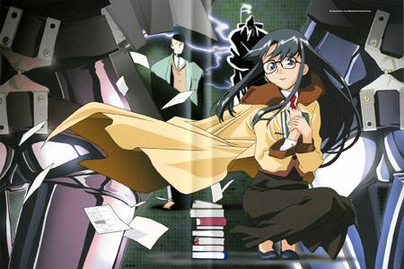 Read or Die - R.O.D. the TV (2003)