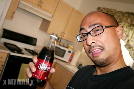 Calling Dr. Pepper