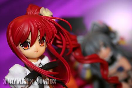 Shana & Himekuri Girl