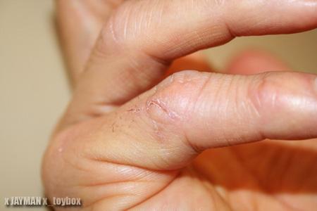 Finger Slice